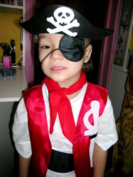 Долго играл в пиратский корабль